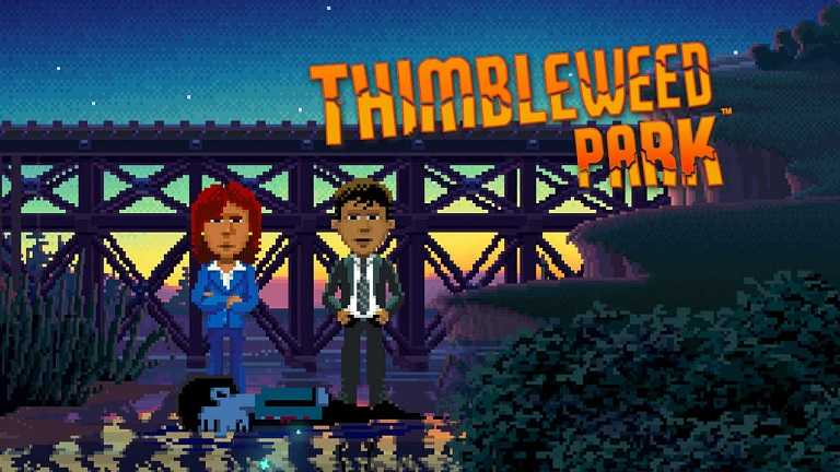 Thimbleweed Park APK Android Free Download