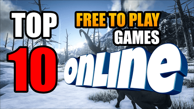 Top 10 best Free online PC games on 2017
