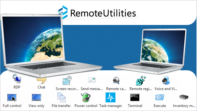 Remote Utilities - 20 Free Top Remote Support Software Tools of 2018