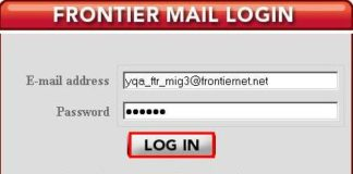 What is my frontier email address