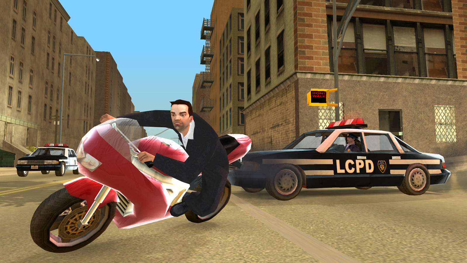 GTA: Liberty City Stories Apk Free Download