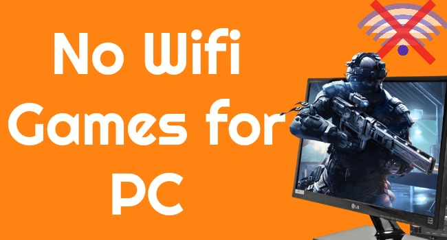 PC video games that do not want web to play