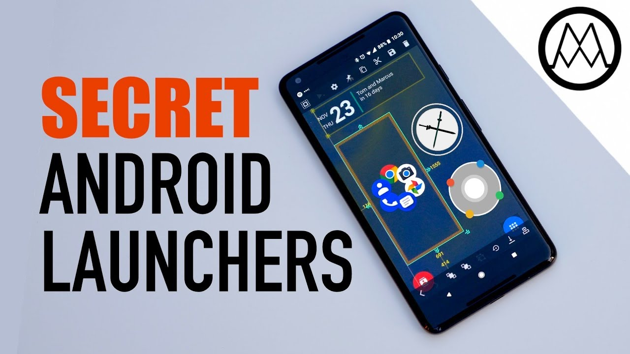 6 Amazing Secret Android Launchers 2017 2018